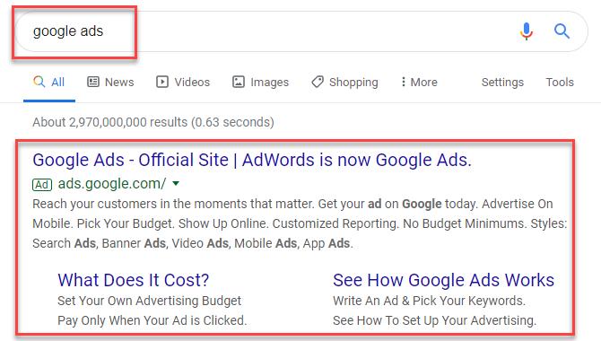 GOOGLE ADSกับFACEBOOK ADS